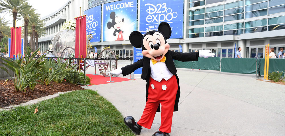 Tickets for D23 Expo 2019: The Ultimate Disney Fan Event On Sale August 23, 2018
