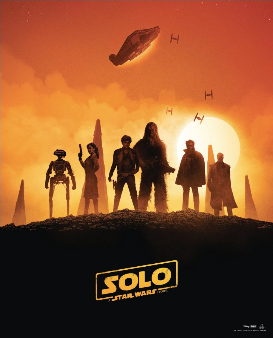 Barnes Noble Edition For Solo A Star Wars Story Novelization Includes Exclusive Poster Coffee With Kenobi