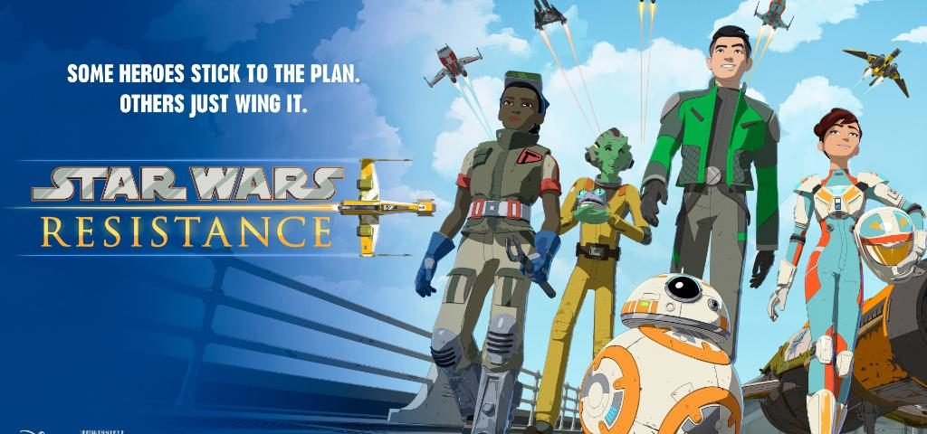 'Star Wars Resistance' Official Poster Revealed