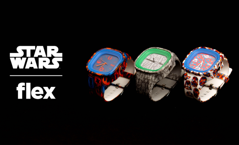 Core Worlds Couture: Star Wars Flex Watches Review