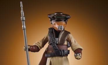 Hasbro Reveals 'Star Wars' Vintage Collection Boushh Leia Figure