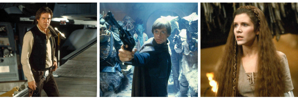 New 'Return of the Jedi' Official Photos Added to Star Wars Authentics