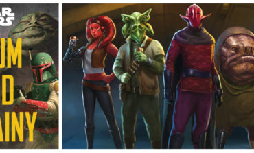 """New Book """"Star Wars Scum & Villainy"""" Details Galaxy's Most Notorious Thieves, Smugglers and More"""