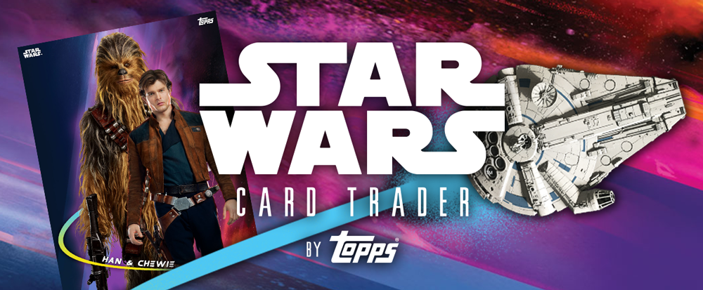 Star Wars Card Trader — 'A New Hope'Gets the '77 Treatment, NEW Platinum Series + Major Monument Meld Announcement