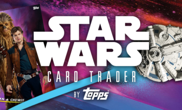 Star Wars Card Trader: The Last Jedi 'Inception' - Wave 2, NEW Platinum Series, Galaxy Nouveau + Release of 'Legacy of Lando'