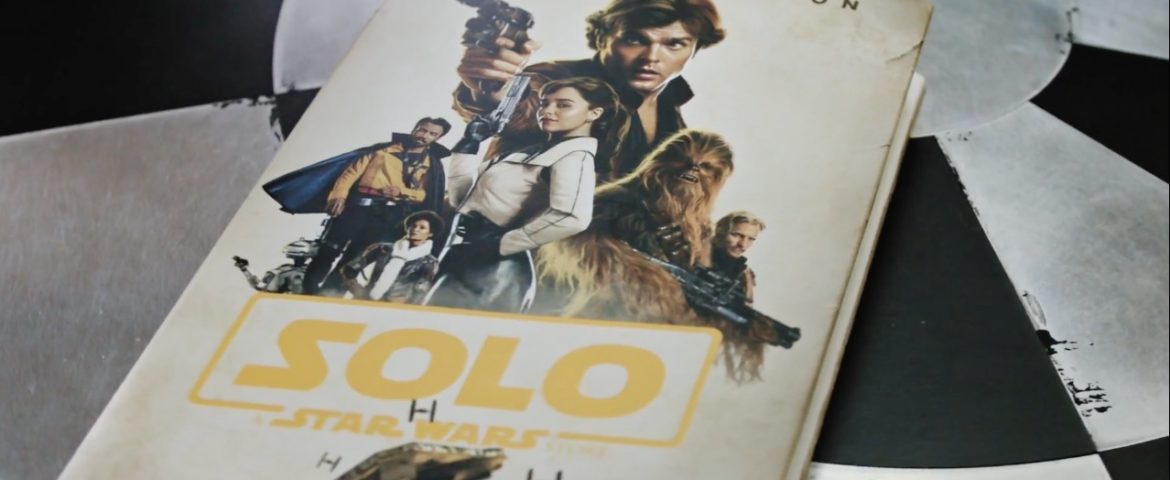 Book Trailer: 'Solo: A Star Wars Story: Expanded Edition' by Mur Lafferty