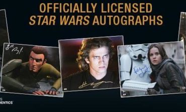 Star Wars Authentics Autographs Now Available in the UK