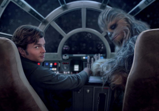 20 Reasons I Saw 'Solo: A Star Wars Story' 20 Times