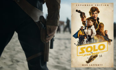 "Book Review: ""Solo: A Star Wars Story"" Expanded Edition by Mur Lafferty"