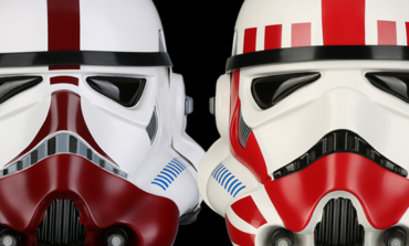 40% Off Star Wars Incinerator and Shock Trooper Helmets from Anovos