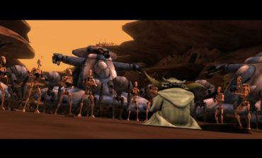 "Coffee With Kenobi Host Dan Z Analyzes the 'Star Wars: The Clone Wars' Episode ""Ambush"" for IGN"