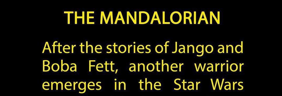 "Jon Favreau Shares Details of Star Wars Live-Action Series ""The Mandalorian"""