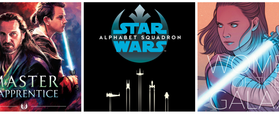 Highlights from the Lucasfilm Star Wars Publishing Panel at NYCC; Alphabet Squadron Novel Announced