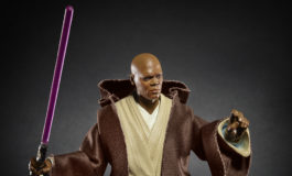Hasbro's Star Wars Reveals at Lucca Comics and Games; Black Series Mace Windu and Vintage Collection Poe Dameron