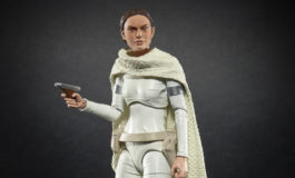 Hasbro Reveals 'Star Wars' Padme Amidala and Chewbacca Figures at Paris Comic-Con