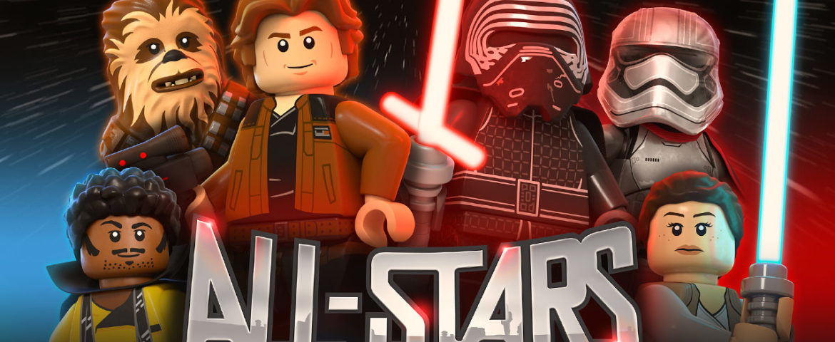 LEGO Star Wars: All-Stars | New Animated Shorts and Full-Length Episodes to Debut 10/29 on Disney XD, YouTube, and DisneyNow