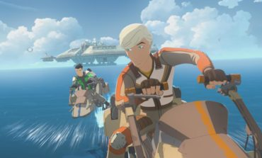 Elijah Wood Guest Voices on the All-New Episode of Star Wars Resistance