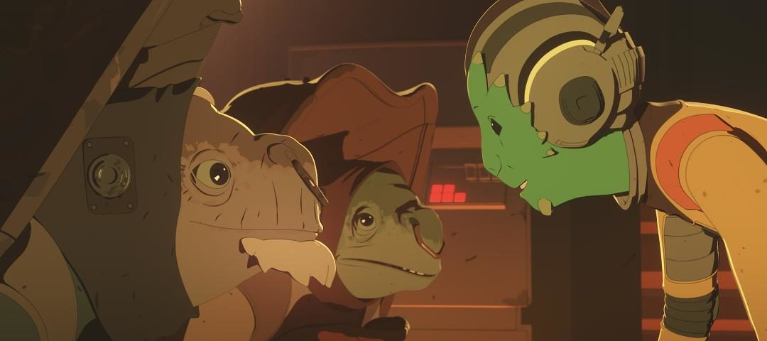 """New Video and Images Available for the Next Episode of Star Wars Resistance, """"The Children from Tehar"""""""
