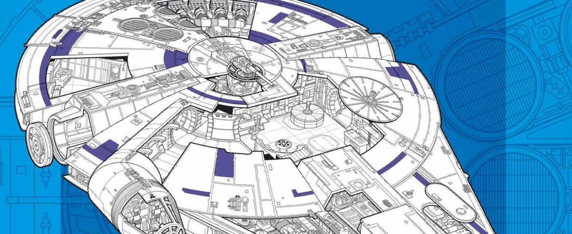 Star Wars Book Review: YT-1300 Millennium Falcon: Owner's Workshop Manual