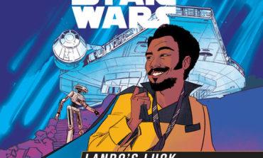 Audiobook Review: Star Wars, Lando's Luck, by Justina Ireland, Read by Soneela Nankani