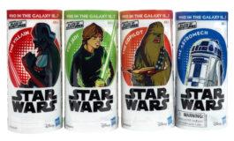 Hasbro Reveals 'Star Wars Galaxy of Adventures' Line of Figures