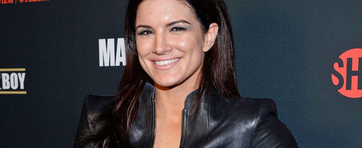 """Gina Carano Joins Star Wars Live-Action Series """"The Mandalorian,"""" According to The Hollywood Reporter"""