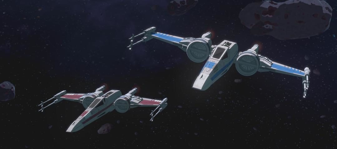 Poe and Kaz Receive a Distress Call on the All-New Episode of Star Wars Resistance