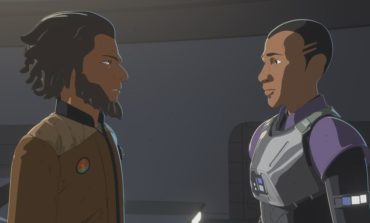 "It's Time for ""The Platform Classic"" on the All-New Episode of Star Wars Resistance"