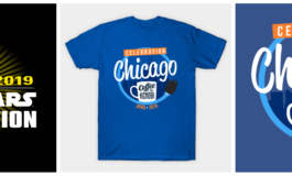 GIVEAWAY: Enter to Win a Coffee With Kenobi Star Wars Celebration Chicago T-Shirt from TeePublic!