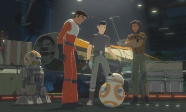 "Poe and Kaz Explore the Unknown Regions on the All-New Episode of Star Wars Resistance, ""The Core Problem"""