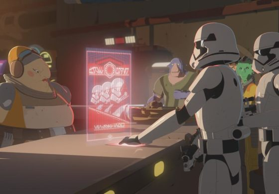 """Platformers Mysteriously Disappear on the All-New Episode of Star Wars Resistance, """"The Disappeared"""""""