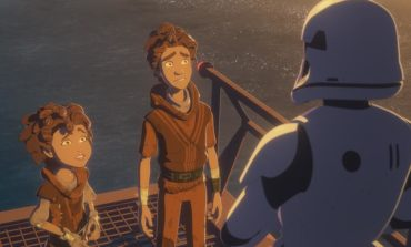 "Kaz Goes Undercover on the All-New Episode of Star Wars Resistance, ""The New Trooper"""