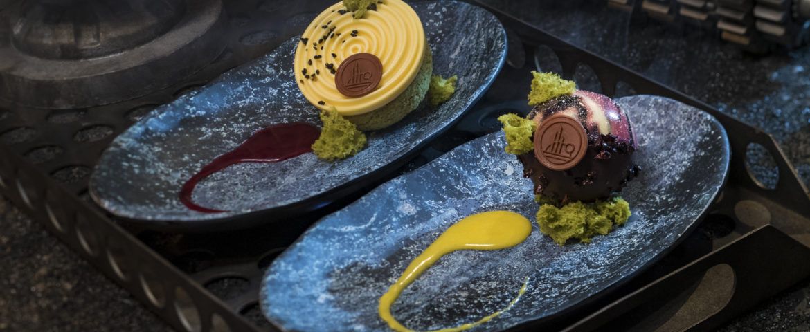 Star Wars: Galaxy's Edge Serves New and Exotic Flavors from a Galaxy Far, Far Away