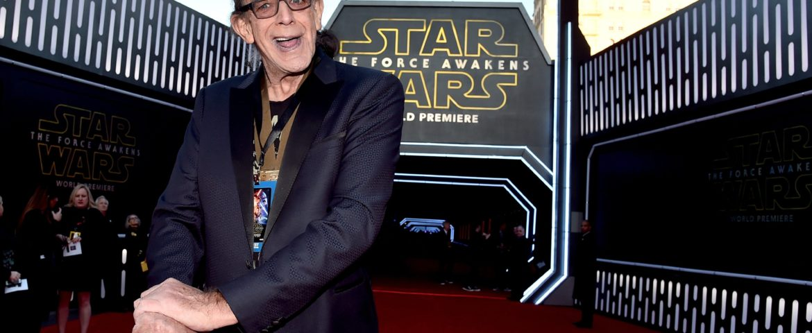 Official Family Statement on the Passing of Peter Mayhew