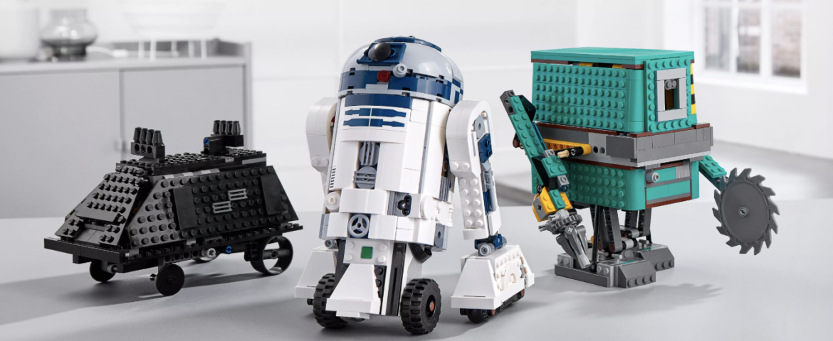 This May the Fourth Celebrate with the LEGO Star Wars BOOST Set