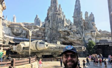 Dreams Come True at Star Wars: Galaxy's Edge -- A Guest Blog by Colby Mead