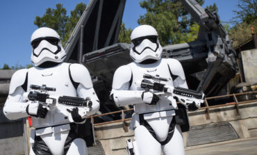 VIDEO: Galaxy's Edge Interview with Disneyland Executive Architect Greg Ashton LIVE
