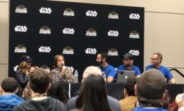 VIDEO: Coffee With Kenobi Celebration Chicago Podcast Stage, featuring James Arnold Taylor & Catherine Taber