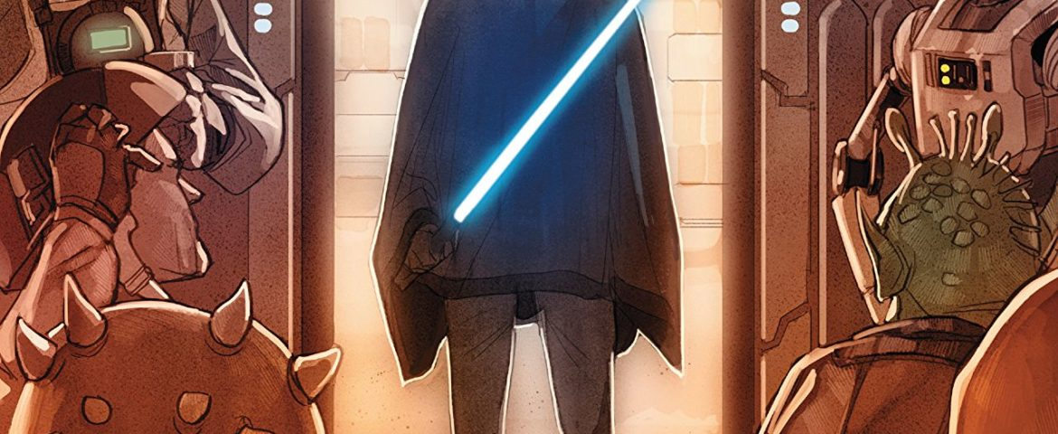 Comics With Kenobi #129 — This Is Where It All Begins