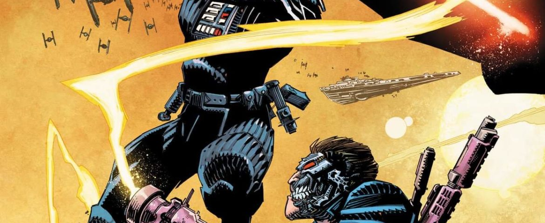 Comics With Kenobi #132 — Mother and Child Reunion