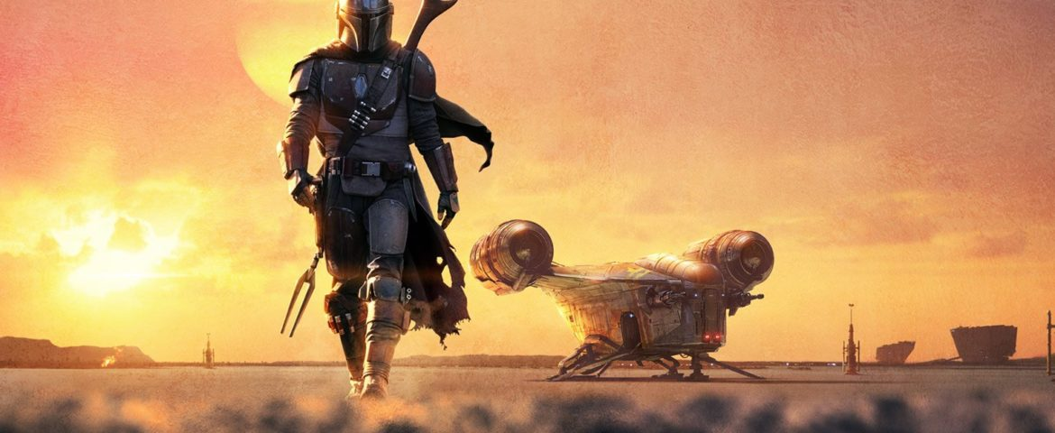 "New Character Posters Revealed for Star Wars Series ""The Mandalorian,"" Plus New Trailer Debuts Tonight"