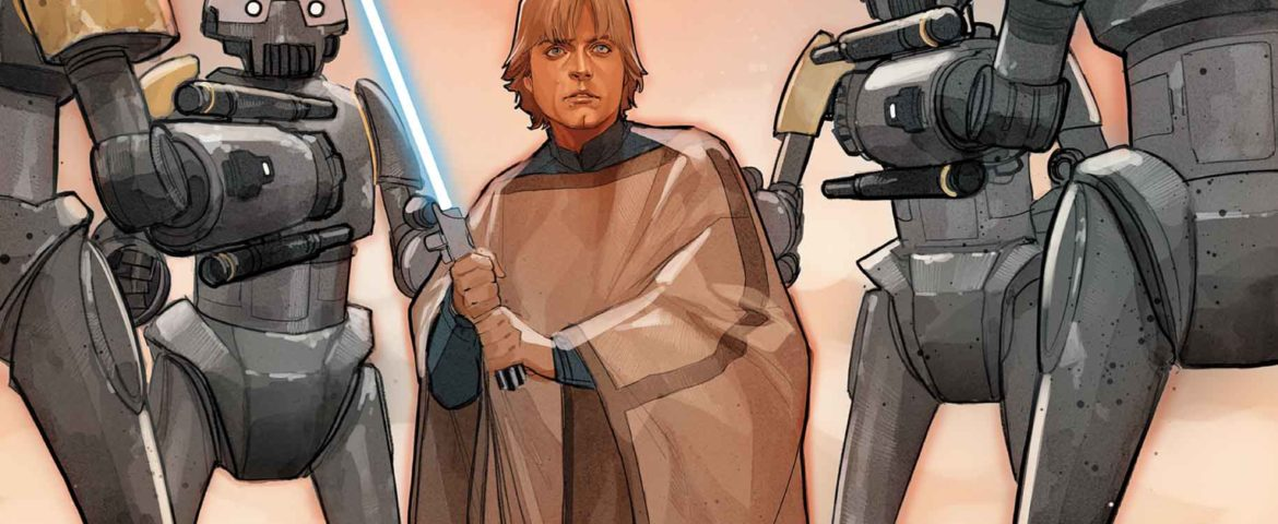 Comics With Kenobi #136 — How to Bring a Blush to the Snow