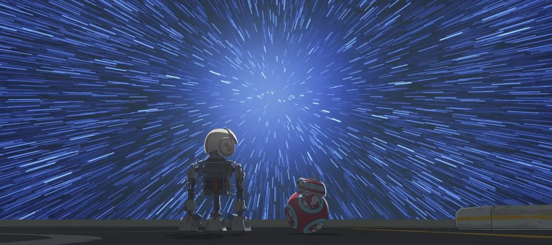 """Star Wars Resistance Season Two Returnswith """"Into the Unknown"""" Sunday, October 6! New Images and Video Available Now!"""