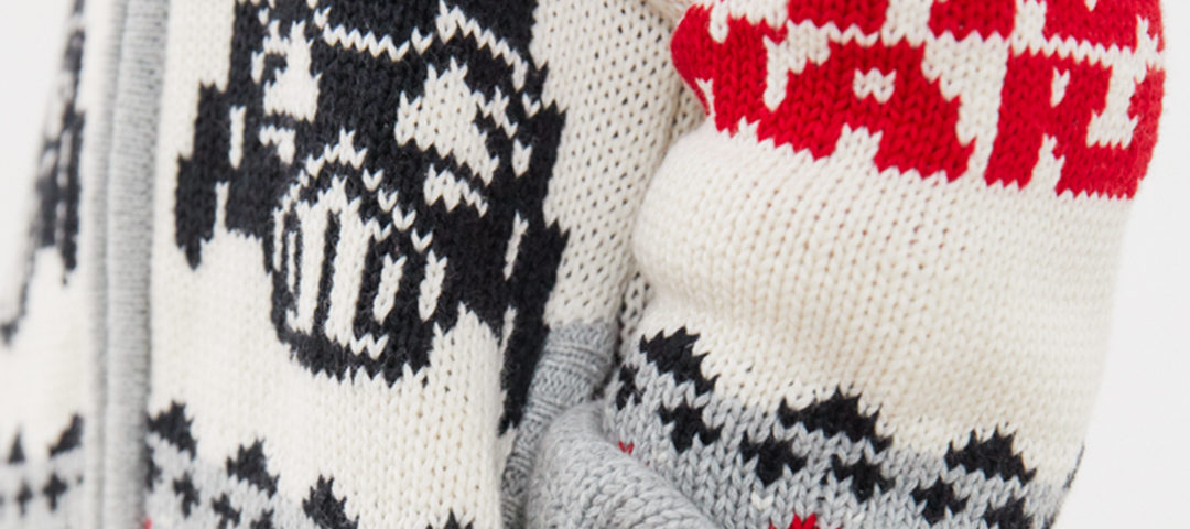 Hanna Andersson's Limited Edition Star Wars Sweaters Sneak Peek Campaign