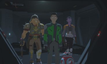 Kaz and Team Must Find Hyperfuel on the All-New Episode of Star Wars Resistance!