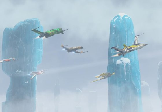 """There's a New Ace Pilot on the All-New Episode of Star Wars Resistance """"Live Wire"""""""