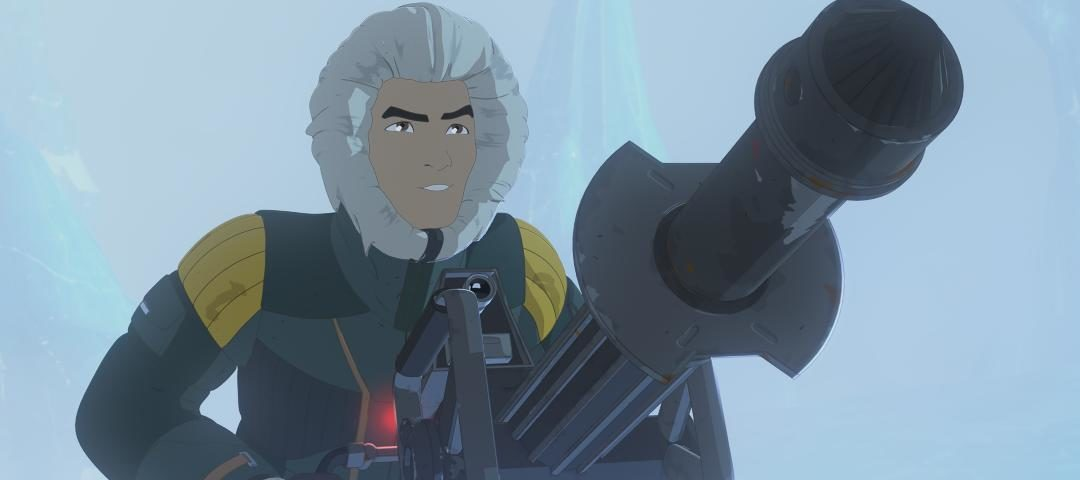 The Pirates are on a Mission on the All-New Episode of Star Wars Resistance 10/27