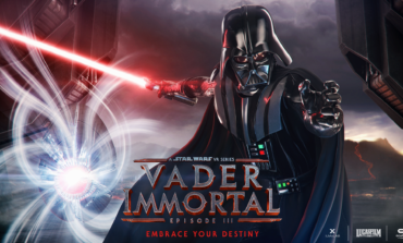 Vader Immortal: Episode III is Available Now for Oculus Quest and Oculus Rift