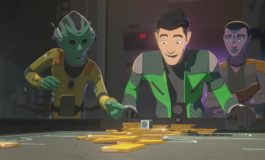 "A Pirate Puts a Curse on Kaz on the All-New Episode of Star Wars Resistance, ""Kaz's Curse"""