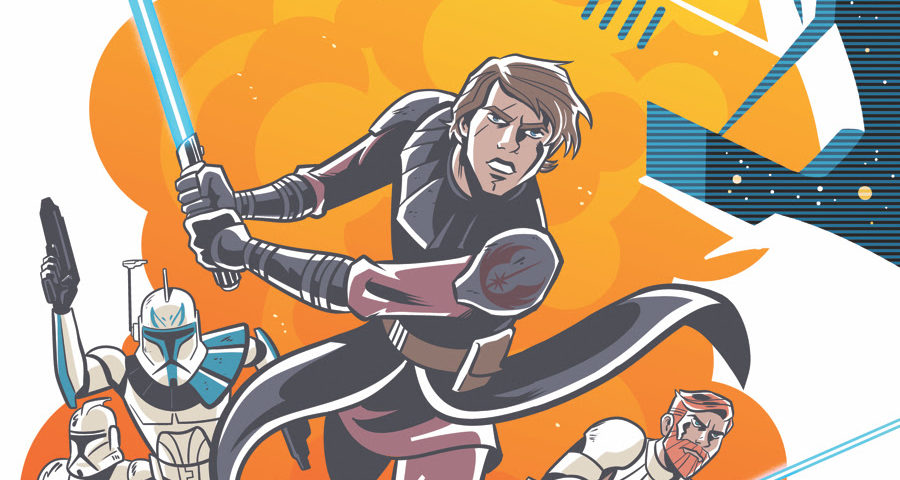 IDW Publishing Five-Issue, Weekly 'Clone Wars — Battle Tales' Series in April